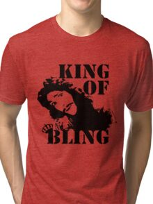 Charles II - King of Bling Tri-blend T-Shirt