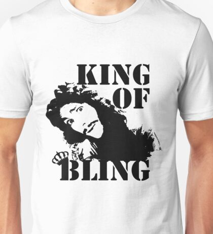 Charles II - King of Bling Unisex T-Shirt