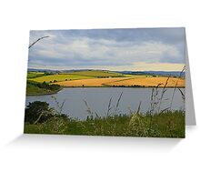 The Land Beyond The Water..................Ireland Greeting Card
