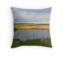The Land Beyond The Water..................Ireland Throw Pillow