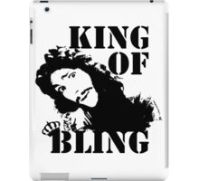 Charles II - King of Bling iPad Case/Skin