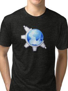 KoquerorCrystalIcon Tri-blend T-Shirt