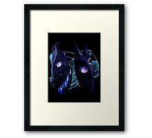 Kindred League Of Legends Framed Print
