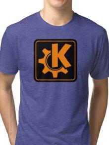 KoquerorOrangeIcon Tri-blend T-Shirt
