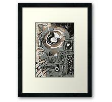 Winners Circle Framed Print