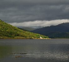 Loch Creran by WatscapePhoto