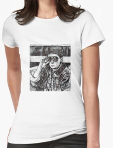 McFly Womens Fitted T-Shirt