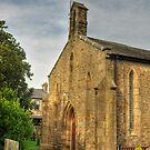 Christ Church Glasson II by John Hare
