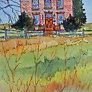 The Samuel Mercer House (Etobicoke), Toronto, Ontario, Canada by bevmorgan
