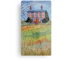 The Samuel Mercer House (Etobicoke), Toronto, Ontario, Canada Metal Print