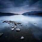 Still - Derwentwater, Cumbria by Nick Tsiatinis