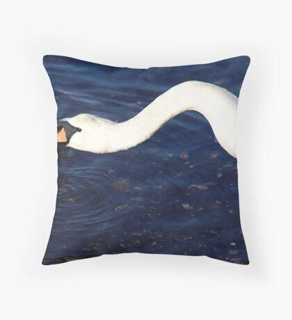 Pardon My Dribble! Throw Pillow