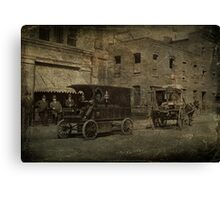 United States Mail Canvas Print