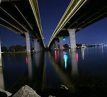 mission bay bridge by rvd5star
