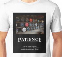 Life's Lesson - Patience Unisex T-Shirt