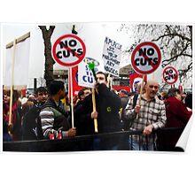 NO CUTS Poster
