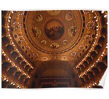 Il Teatro Massimo BELLINI in tutto il suo splendore Poster