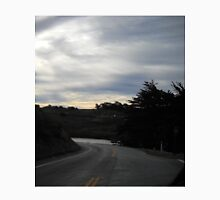 sunset road Unisex T-Shirt