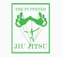 The Puppeteer Jiu Jitsu Green  Unisex T-Shirt