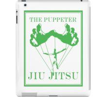 The Puppeteer Jiu Jitsu Green  iPad Case/Skin