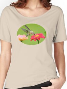 Waiting in the Wings Women's Relaxed Fit T-Shirt