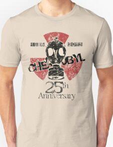 CHERNOBYL 25th ANNIVERSARY REMEMBRANCE  T-Shirt