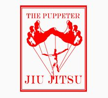 The Puppeteer Jiu Jitsu Red Unisex T-Shirt