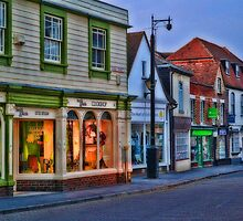 West Malling High Street by ElsieBell