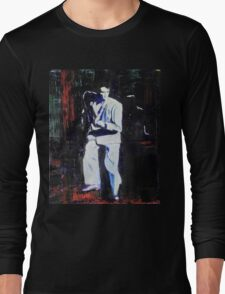 Portrait of David Byrne, Talking Heads Long Sleeve T-Shirt