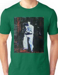 Portrait of David Byrne, Talking Heads - Stop Making Sense! Unisex T-Shirt