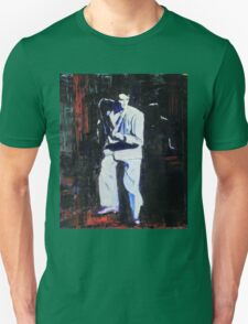 Portrait of David Byrne, Talking Heads T-Shirt