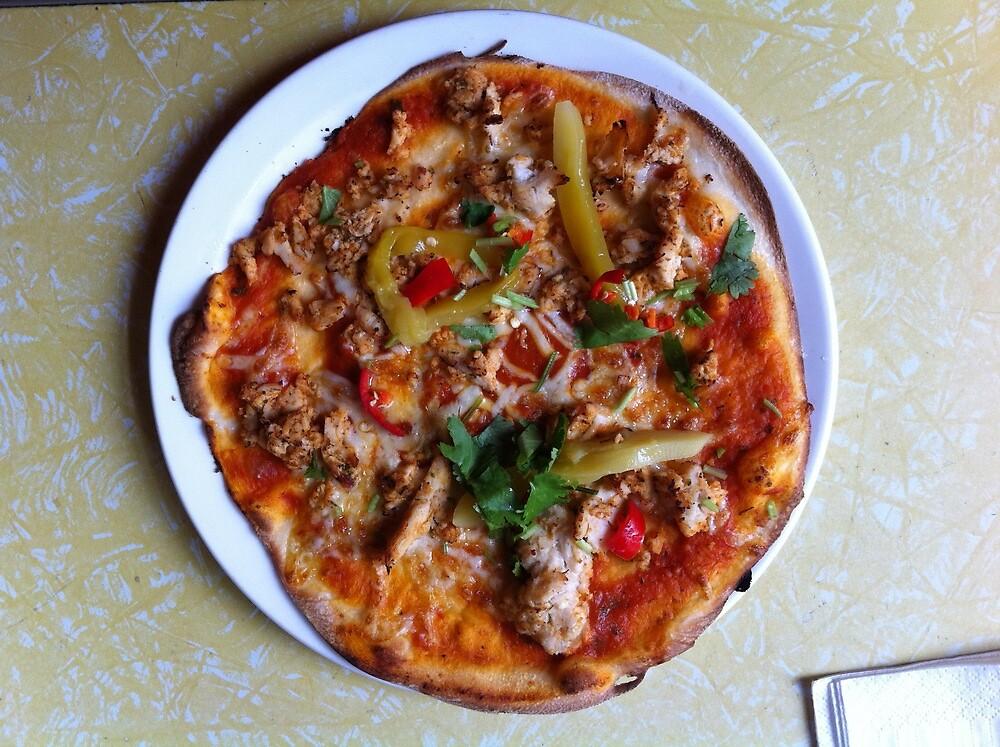Pizza Verano Aves by Team Bimbo
