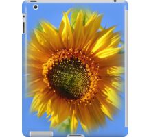 Sunny Sunflower Art iPad Case/Skin