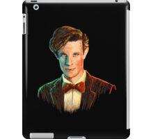 Matt Smith colour portrait iPad Case/Skin