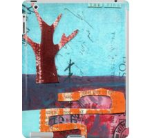 the fire iPad Case/Skin