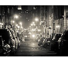 Orchard Street Photographic Print