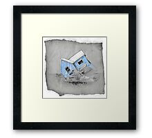 House of Decay Framed Print