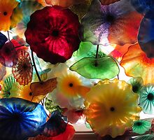 Flowers On The Ceiling by Cynthia48
