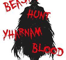 Bloodborne destiny by SubjetJoe