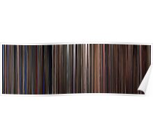Moviebarcode: Three Colours Trilogy (1993-1994) Poster