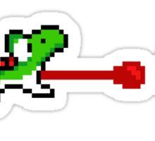 Yoshi - pixel art Sticker