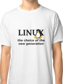 Linux Generation Classic T-Shirt