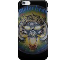 Motorhead - Overkill Album Cover LP Vinyl iPhone Case/Skin