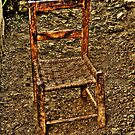 That old man chair by Elias Martinez