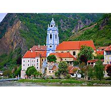 Danube River Wachau Valley Austria Photographic Print