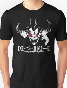 Death Note V2, Death Note Anime T-Shirt