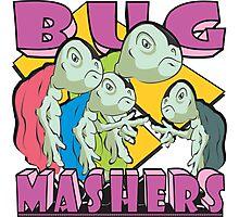 BUG MASHERS Photographic Print