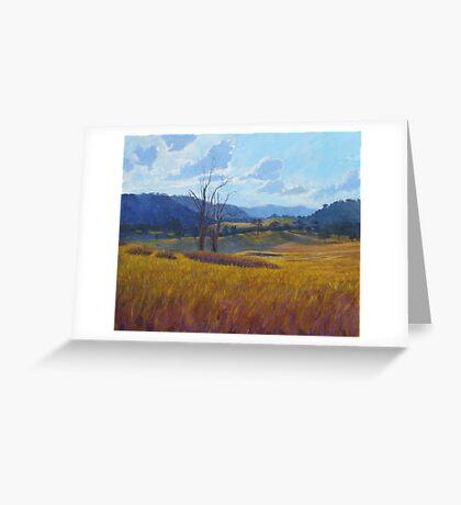 Near Bendemeer Greeting Card