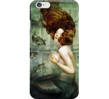 The Mermaid´s Pearl iPhone Case/Skin