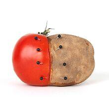 Tomato and Potato by caronjess